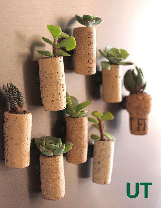 Awesome and fun diy cork projects crafts a la mode for Crafts to make with wine corks