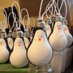 Light Bulb Ornaments