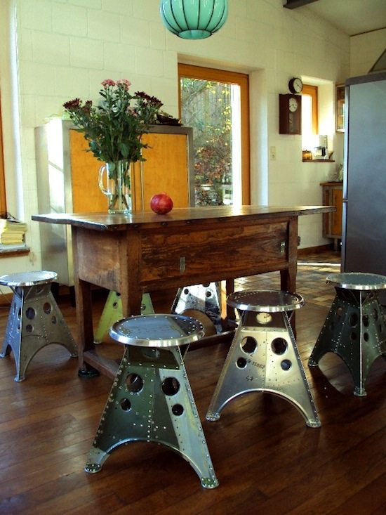 aviation stools