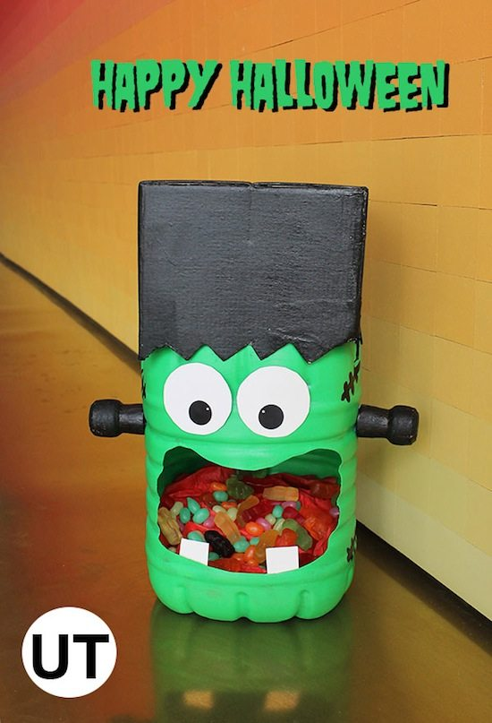 Halloween Candy Holder