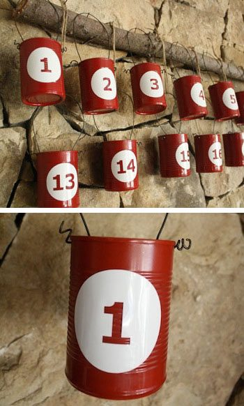 best diy advent calendars