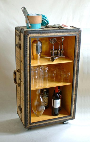 Traveling Bar Trunk Upcycle That,Tomato Blight