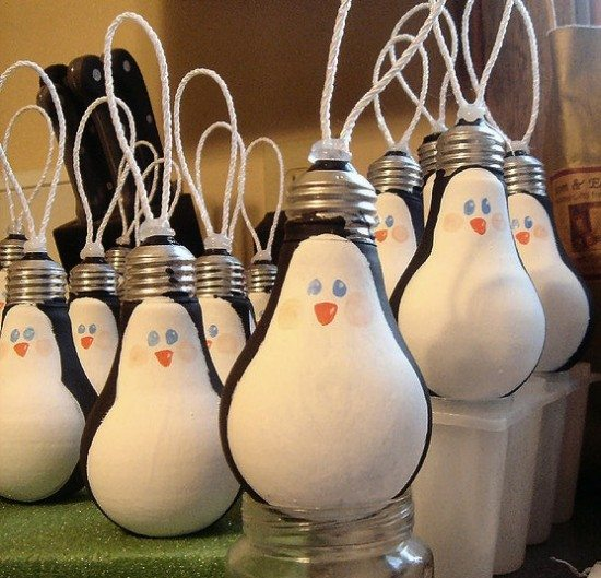 10 Brilliant Ways to Upcycle Your Light Bulbs